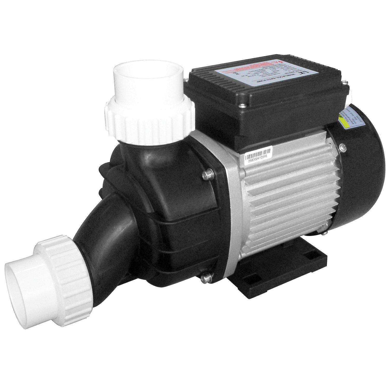 LX WPP75 Pumpe 0,75 HP | Whirlpool | Wellness | Whirlpool-Badewanne | Wasser Umwälzpumpe | 220V/50Hz | 3.2 Ampere
