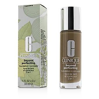 Clinique Beyond Perfecting Foundation & Concealer - # 09 Neutral (MF-N) - 30ml/1oz
