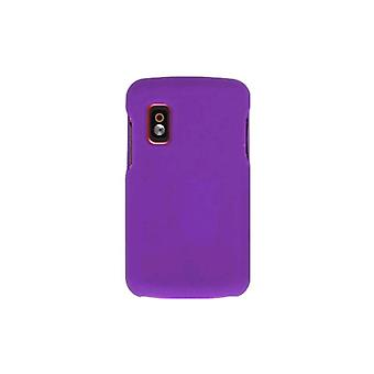 Wireless Solutions Silicone Gel Case for Samsung SGH-A257, SGH-A177 (Purple)