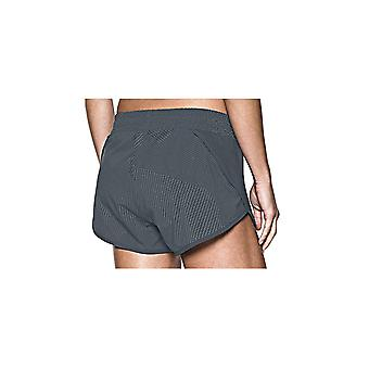 Under Armour Launch Tulip Refl Prtd Short 2.5'' 1294855-008 Womens shorts