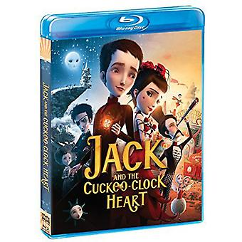 Jack & Kuckucksuhr Herz [BLU-RAY] USA import
