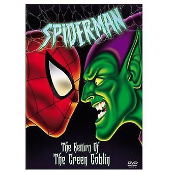 Spider-Man - Return of the Green Goblin [DVD] USA import