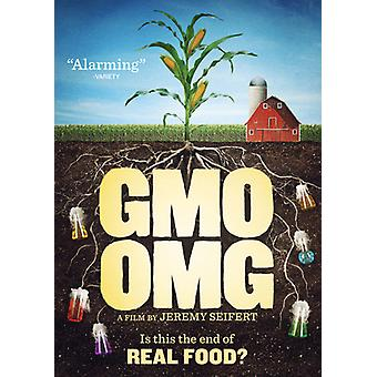 GMO Omg [DVD] USA import
