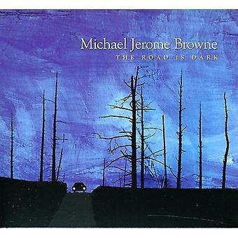 Michael Jerome Browne - vejen er mørk [CD] USA import