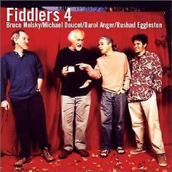 Fiddlers 4 - importación de Fiddlers 4 [CD] Estados Unidos