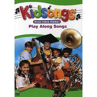 Kidsongs - spille langs sange [DVD] USA import