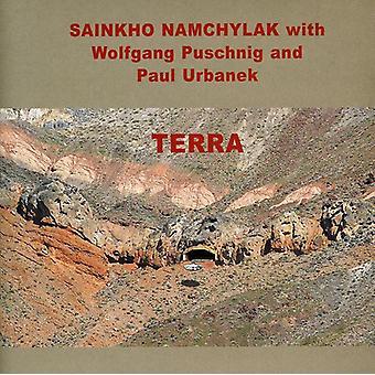 Namchylak, Sainkho med Wolfgang Puschnig & Paul din - Terra [CD] USA import