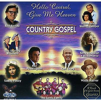 Hej Central Give mig HEA - Hej centrale Give mig HEA [CD] USA import