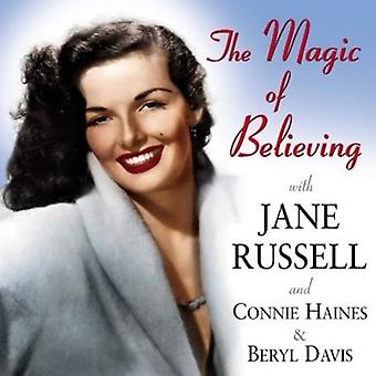 Jane Russell - Magic of Believing [CD] USA import