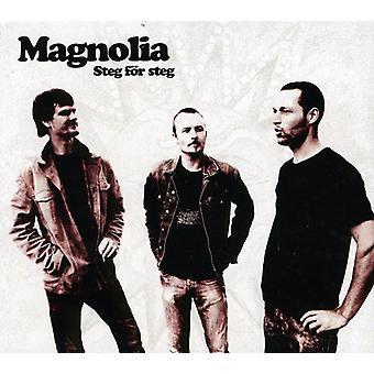 Magnolia - faelt for faelt [CD] USA importerer