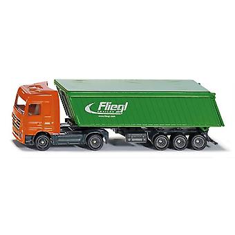Siku Truck With Trailer And Roof  (Toys , Vehicles And Tracks , Mini Vehicles , Trucks)