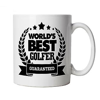 Vectorbomb, World's Best Golfer, Golf Mug