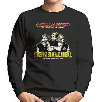 Ben fejemaskiner Karate Kid mænds Sweatshirt