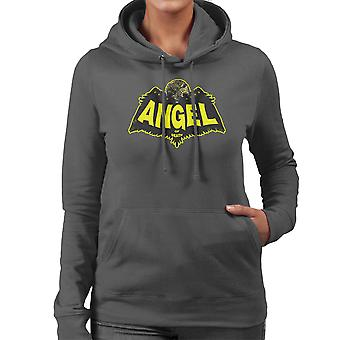 Angel Of Death Hellboy Women's Hooded Sweatshirt