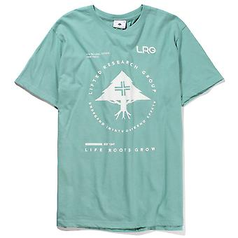 LRG RC Pinnacle T-shirt Teal Green