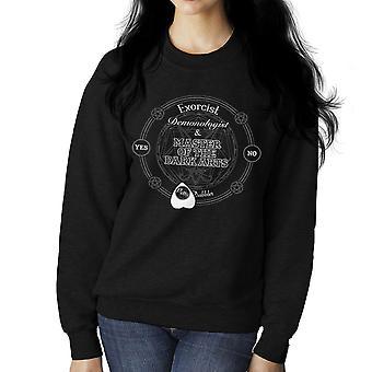 Petty Dabbler Master Of The Dark Arts Women's Sweatshirt