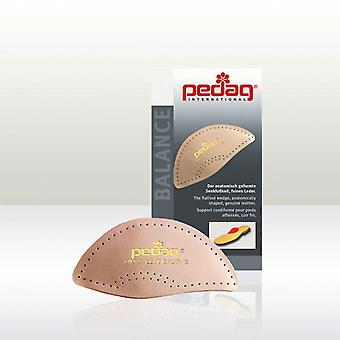 pedag balance leather arch support for shoes/boots