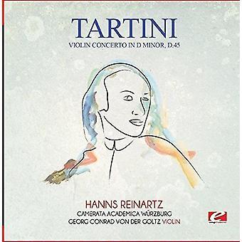 Tartini - Violin Concerto in D Minor D.45 [CD] USA import