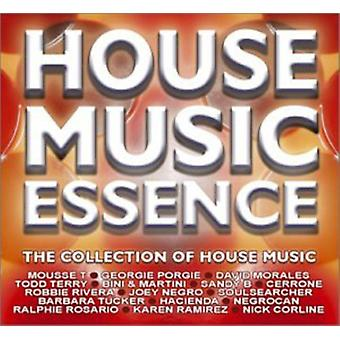 House Music Essence - House Music Essence [CD] USA import