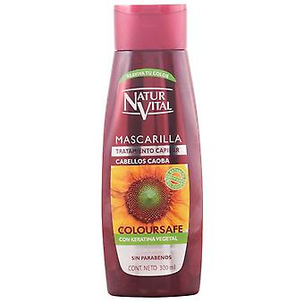 Naturaleza y Vida Mahogany Coloursafe mask 300 ml