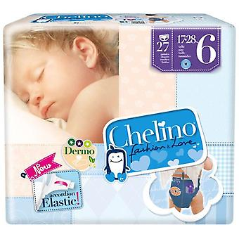Chelino Chelino Love T-6 (17-28Kg) Junior 27 Units