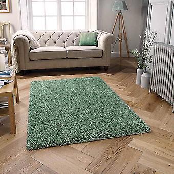 Harmonie Shaggy tapijten In Sage Green