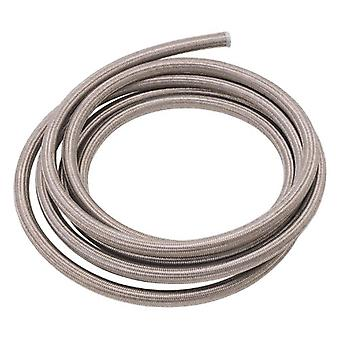 Russell 632890 20' Prorace Stainless Steel Braided Hose
