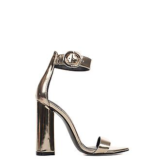 Kendall + Kylie women's KKGISELLE05 gold leather sandals