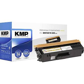 KMP Toner cartridge replaced Brother TN-325M Compatible Magenta