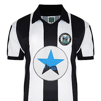 Newcastle United Mens Official 1982 Retro Shirt