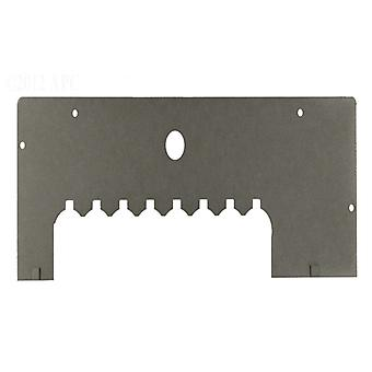 Jandy Zodiac R0459000 Lxi Bottom Inlet/Outlet Header Panel