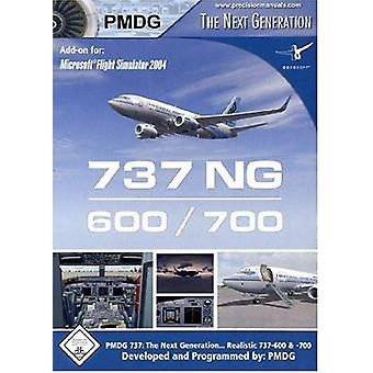737 NG 600700 Add-on für den Flight Simulator 200204 (PC)