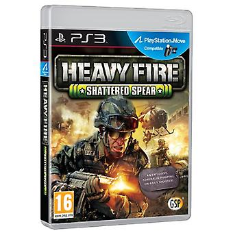 Heavy Fire Shattered Spear (PS3)