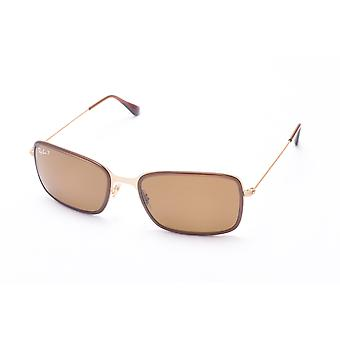 Ray-Ban Modern Sunglasses Gold/Brown