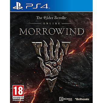 مخطوطات الشيخ لعبة على الإنترنت Morrowind PS4