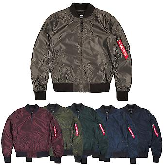 Alpha industries jacket MA-1 LW Iridium