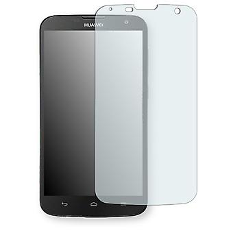 Huawei Ascend G730 display protector - Golebo crystal clear protection film