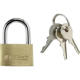 Basetech With 3 keys 1362939 Gold-yellow Key
