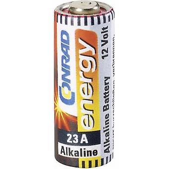 Conrad energy 23 A Non-standard battery 23A Alkali-manganese 12 V 47 mAh 1 pc(s)