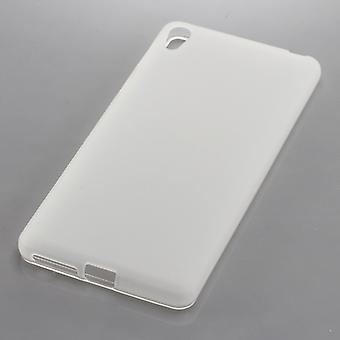 TPU case for mobile phone Sony Xperia E5 mobile cover transparency