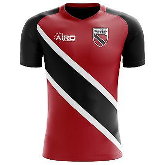2018-2019年トリニダード ・ トバゴ ホーム コンセプト サッカー シャツ