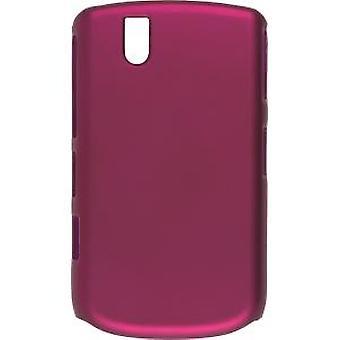 Wireless Solution Color Click Case for BlackBerry 9630 Tour, 9650 Bold - Fuchsia