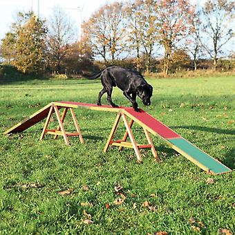 Trixie Activity Dogwalk Dog Agility, 456 64 30 Cm (Dogs , Toys & Sport , Agility)