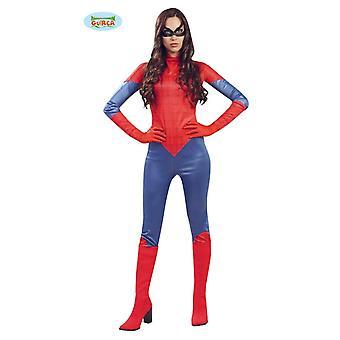 Spider Woman kostume til kvinder edderkop Tarantula damer kostume