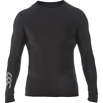 Canterbury Mens Mercury Tcr Control Wicking Long Sleeve Top