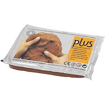 Air Drying  Modelling Clay - Terracotta Coloured - 1kg   Modelling Crafts