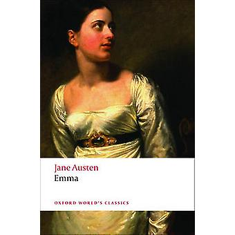 Emma by Jane Austen - James Kinsley - 9780199535521 Book
