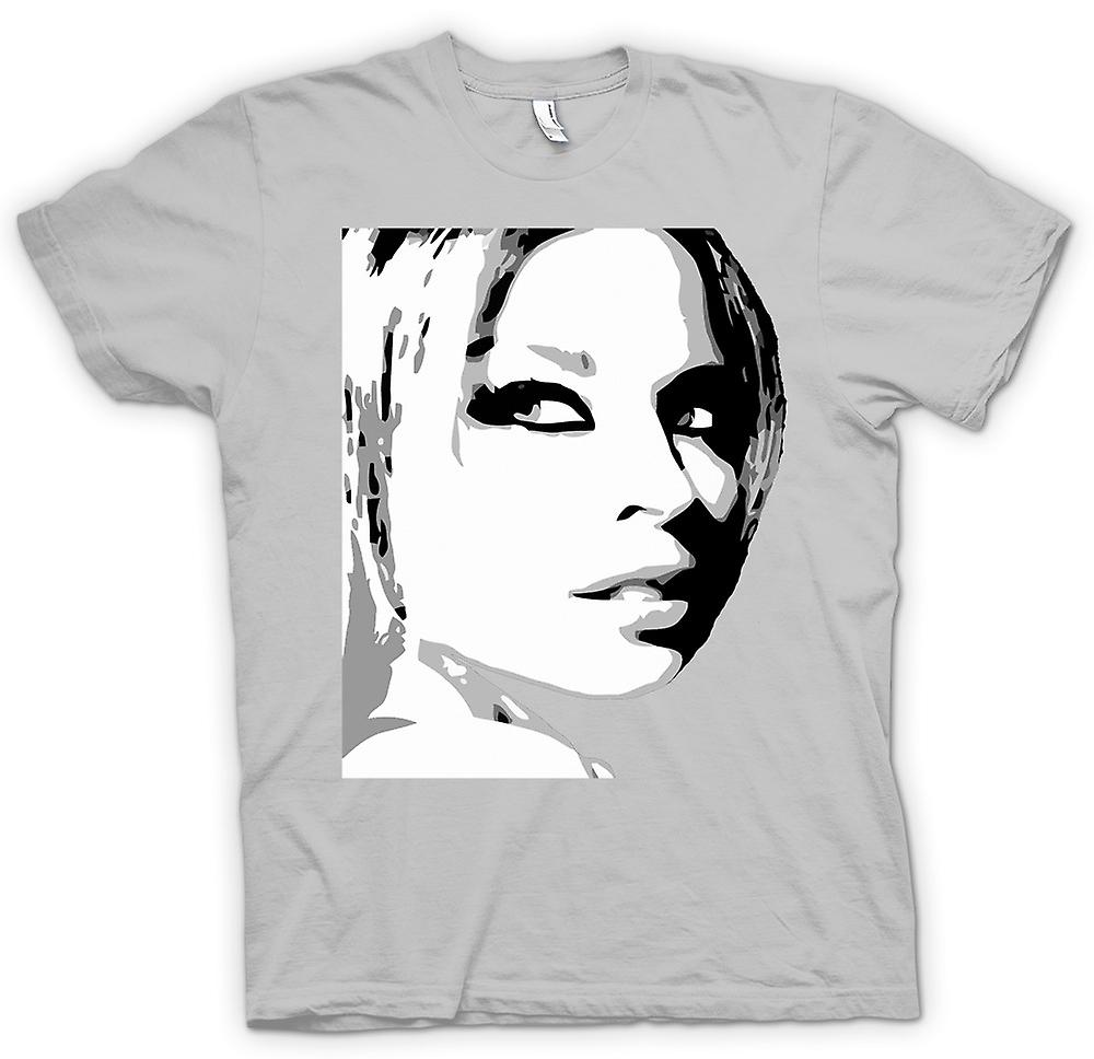 Mens T-shirt - Kylie Minogue - BW