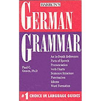 German Grammar by Paul Graves - 9780812042962 Book