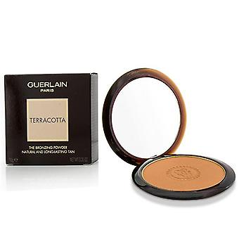 Guerlain Terracotta The Bronzing Powder (Natural & Long Lasting Tan) - No. 02 Natural Blondes - 10g/0.35oz